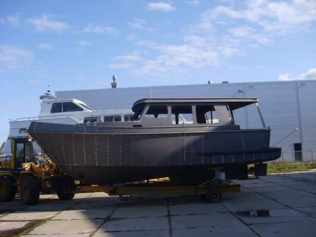 Type-B Sedan Custom 10,50 x 3,65 (casco)