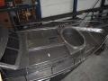 Hemmes H.02 Cabrio 14.00 x 4.20  met zonnematras sparingen en whirlpool voorbereiding ( Pool )in voordak