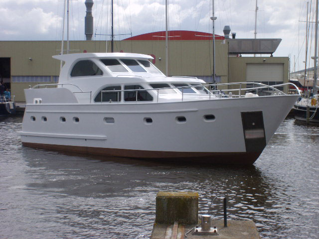 Iron Duke Pilothouse